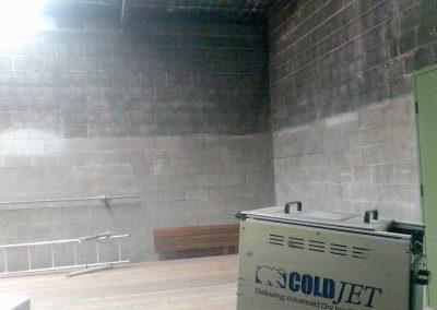 Fire restoration Balmoral 061109