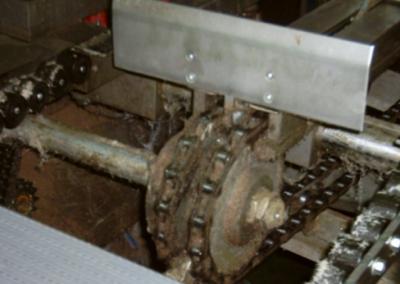 conveyor chair before